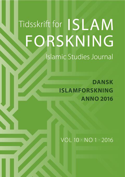 Se Årg. 10 Nr. 1 (2016): Dansk islamforskning anno 2016