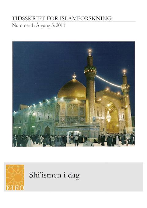 Se Årg. 5 Nr. 1 (2011): Shiismen i dag