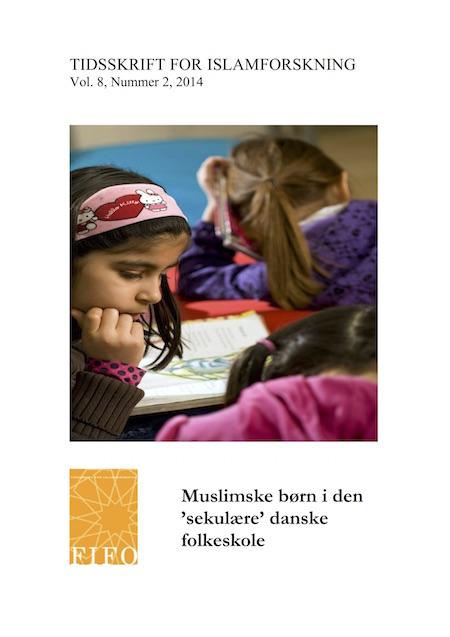 """Se Årg. 8 Nr. 2 (2014): Muslimske børn i den """"sekulære"""" danske folkeskole"""